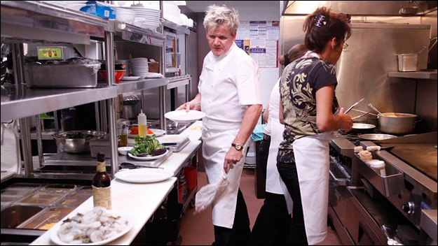 Ramsay's Kitchen Nightmares Usa - Mama Rita's