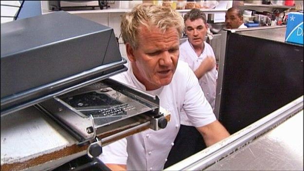 Ramsay's Kitchen Nightmares Usa - Le Bistro