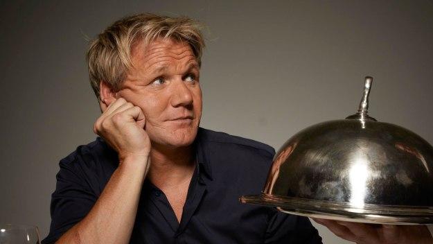 Ramsay's Kitchen Nightmares Usa - Gordon Returns 1