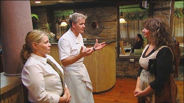 Ramsay's Kitchen Nightmares Usa - Flamangos
