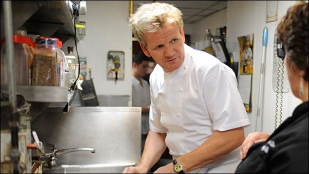 Ramsay's Kitchen Nightmares Usa - Bazzini
