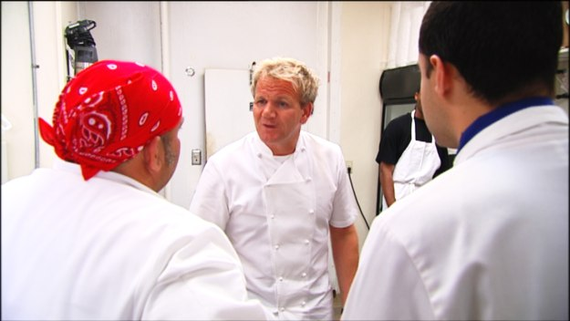Ramsay's Kitchen Nightmares Usa - Fleming