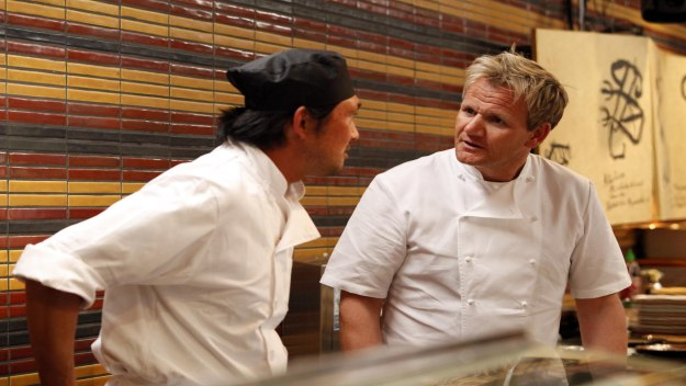 Ramsay's Kitchen Nightmares Usa - Sushi Ko