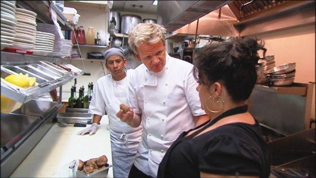 Ramsay's Kitchen Nightmares Usa - Anna Vincenzo's