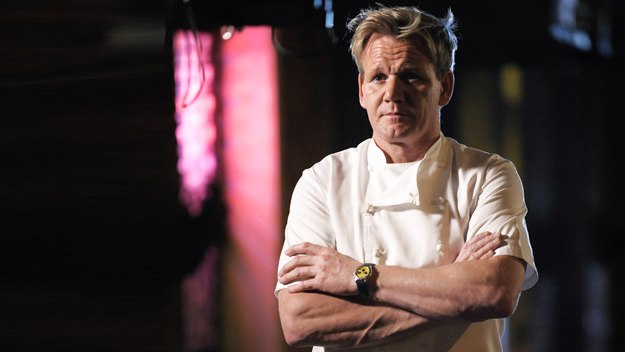 Ramsay's Kitchen Nightmares Usa - Zocalo