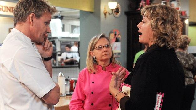 Ramsay's Kitchen Nightmares Usa - Café Hon