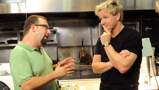 Ramsay's Kitchen Nightmares Usa - Leone's