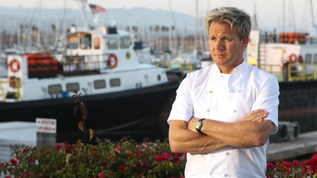 Ramsay's Kitchen Nightmares Usa - The Greek At The Harbor