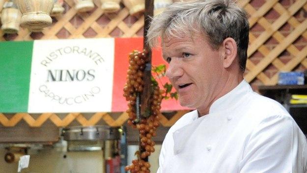 Ramsay's Kitchen Nightmares Usa - Nino's