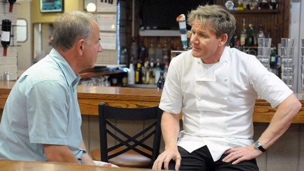 Ramsay's Kitchen Nightmares Usa - Mill Street Bistro Part 2