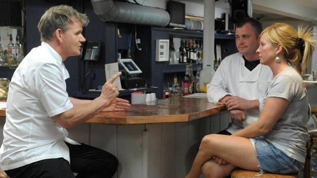 Ramsay's Kitchen Nightmares Usa - Barefoot Bob's