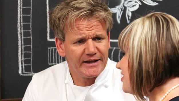 Ramsay's Kitchen Nightmares Usa - Sam's Mediterranean Kabob Room