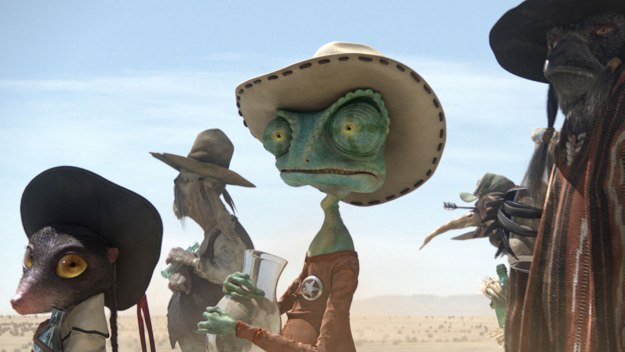 Rango | String Doll World