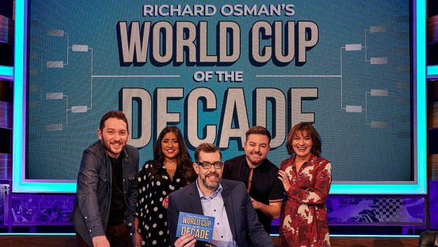 Richard Osman's World Cup Of The… - Richard Osman's World Cup Of The Decade