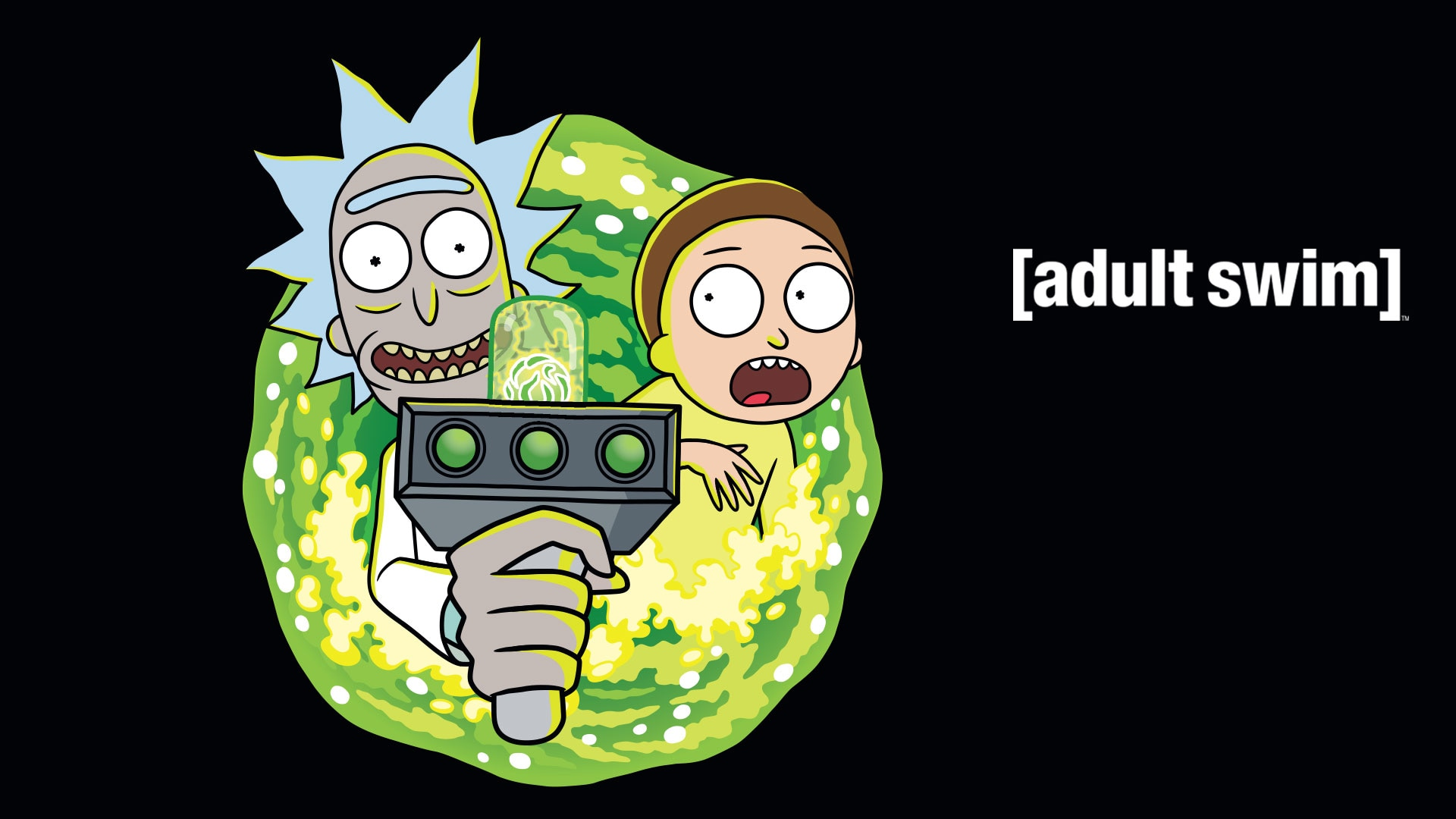 Rick And Morty All 4