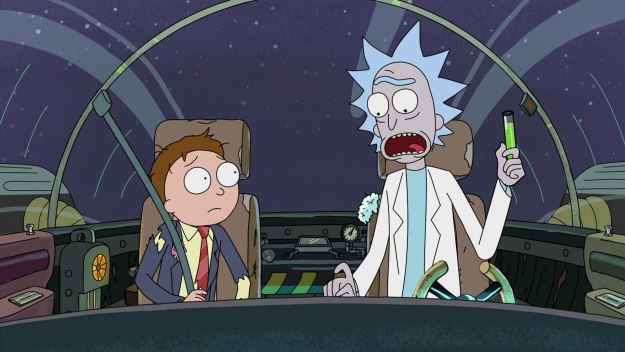 Rick And Morty - Rick Potion #9
