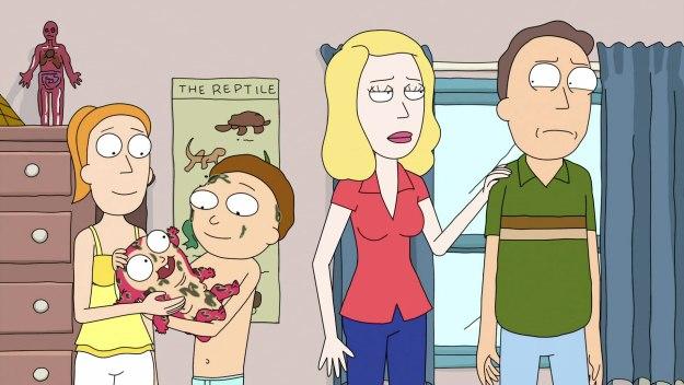 Rick And Morty - Raising Gazorpazorp