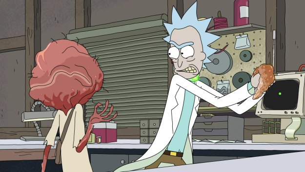 Rick And Morty - A Rickle In Time