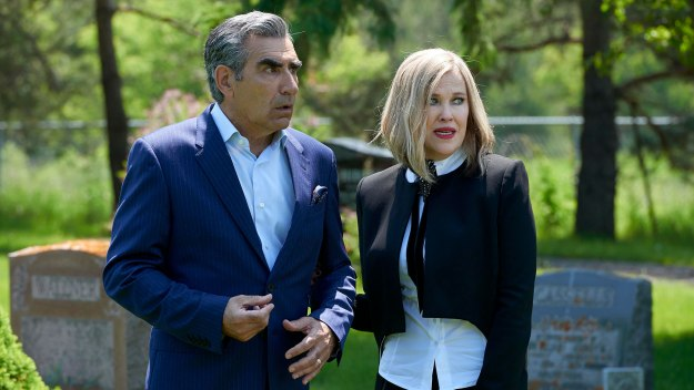 Schitt's Creek - Carl's Funeral