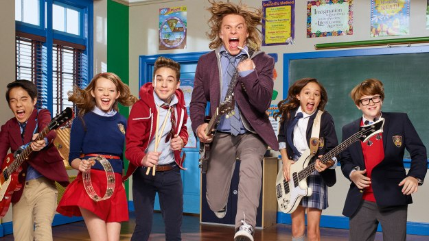 School Of Rock - Freddy Fights For His Right To Party