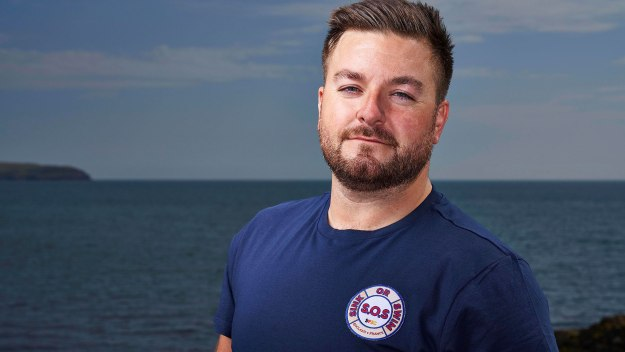 Sink or Swim For Stand Up To Cancer