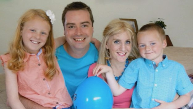 Stand Up To Cancer... Personal Stories - Hamish's Story