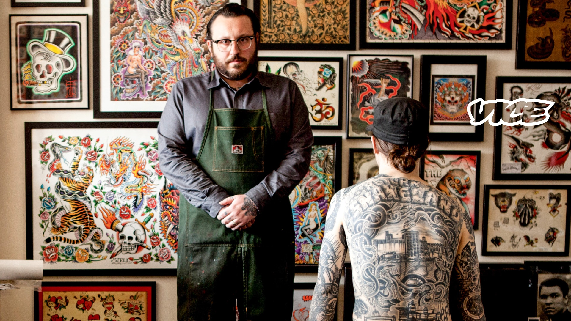 49116b928 Tattoo Fixers - Episode Guide - All 4