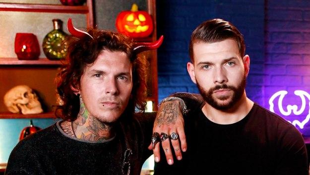Tattoo Fixers - Series 4: Episode 1: Tattoo Fixers At Halloween