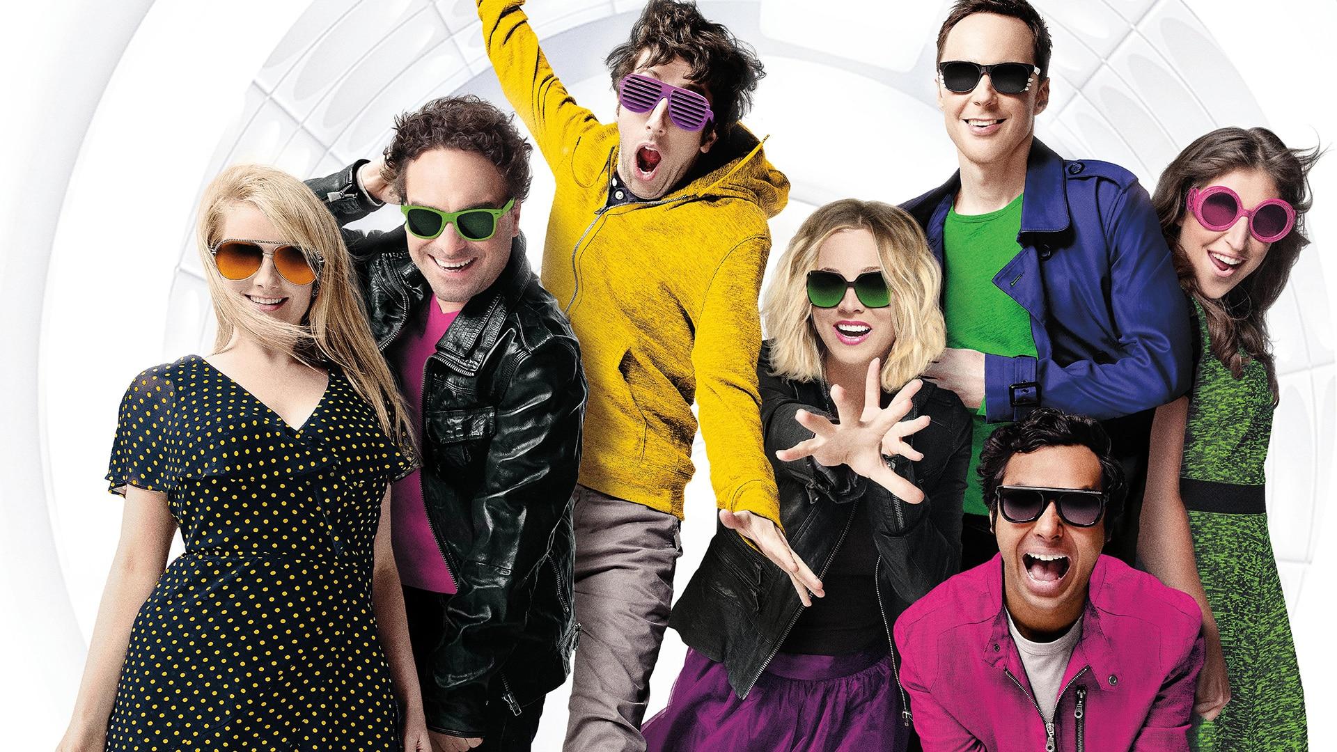 The Big Bang Theory All 4