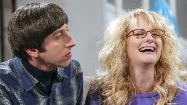 The Big Bang Theory: Howard and Bernadette