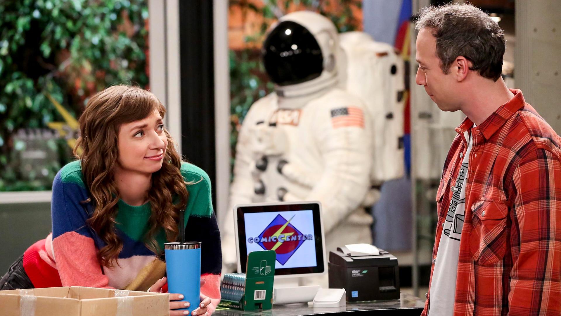 big bang theory  The Big Bang Theory - All 4