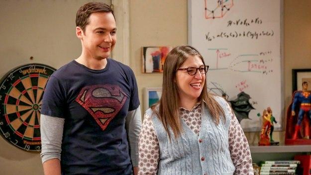 The Big Bang Theory - The Confirmation Polarization