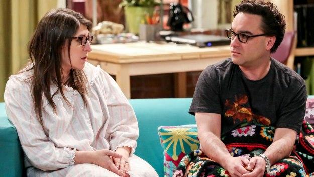 The Big Bang Theory - The Donation Oscillation