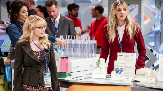 The Big Bang Theory - The Conference Valuation
