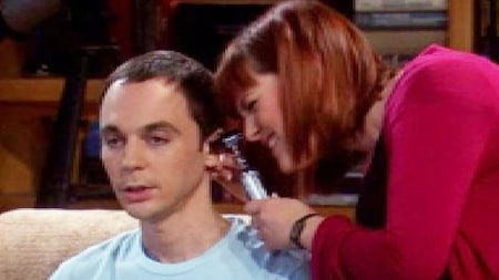 Sheldon and Stephanie