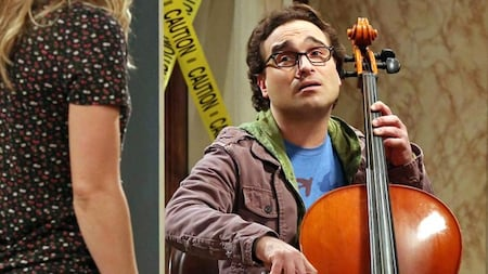 The Big Bang Theory: Leonard
