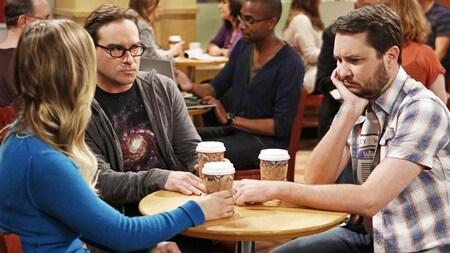 The Big Bang Theory: Penny, Leonard and Wil