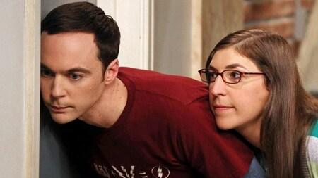 The Big Bang Theory: Sheldon and Amy