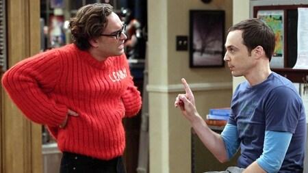 The Big Bang Theory: Leonard and Sheldon