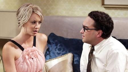 The Big Bang Theory: Penny and Leonard