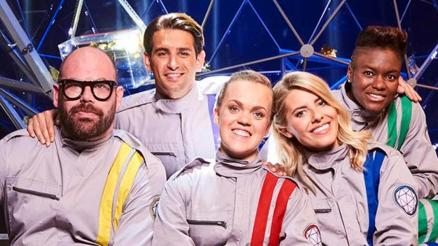 The Crystal Maze - Celebrity Christmas 2017 Special