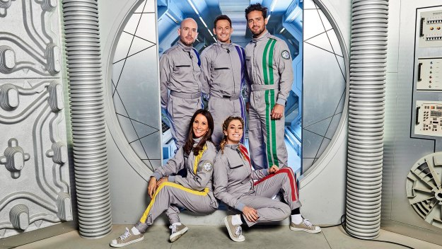 The Crystal Maze - Series 6 Episode 4: Celebrity Crystal Maze