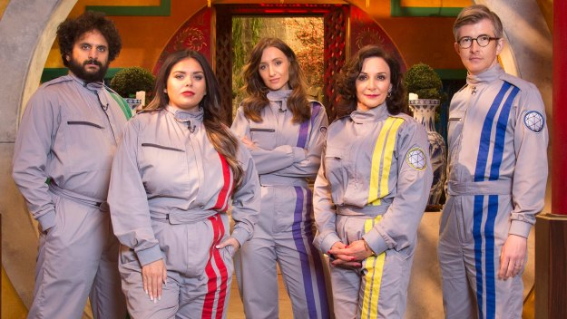 The Crystal Maze - Celebrity Christmas 2019 Special