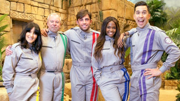 The Crystal Maze - Series 6 Episode 6: Celebrity Crystal Maze