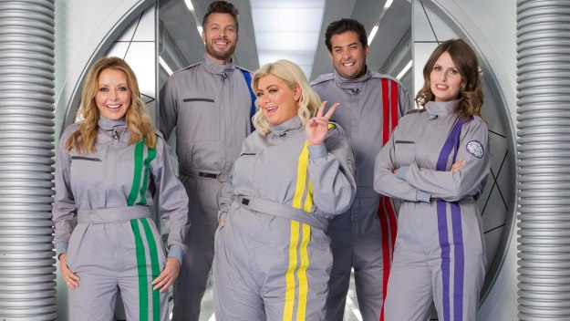 The Crystal Maze - Series 6 Episode 1: Celebrity Crystal Maze
