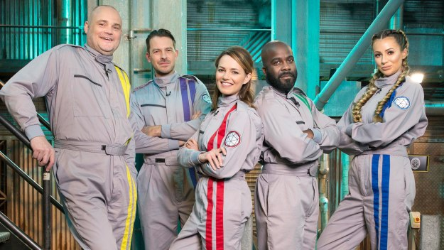 The Crystal Maze - Series 6 Episode 5: Celebrity Crystal Maze