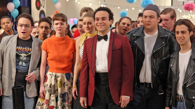 The Goldbergs: Barry and friends