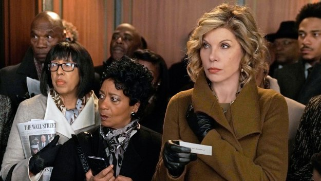 The Good Fight - The One Where Diane Joins The Resistance
