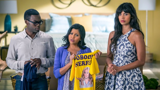 The Good Place - What's My Motivation
