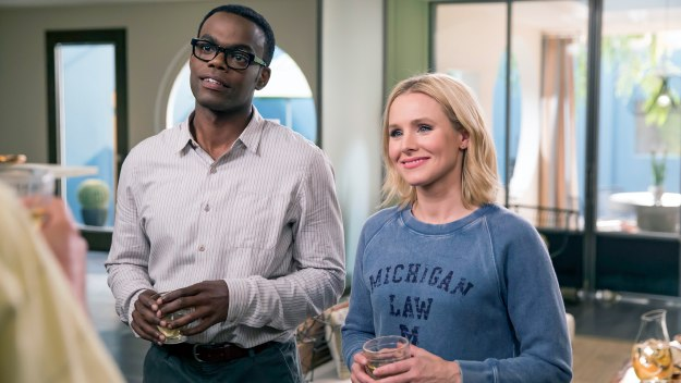 The Good Place - Category 55 Emergency Doomsday Crisis